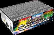 Nico Rainbow Colours