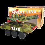 Lesli Desert Tank