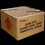 Rubro Immortal Gold