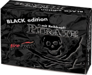 Black Edition Pirate Fire Event