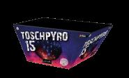 Toschpyro Batterie 15