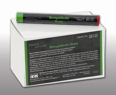 Blackboxx Lanzenlichter Grün