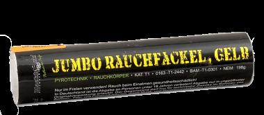Blackboxx Jumbo Rauchfackel Gelb