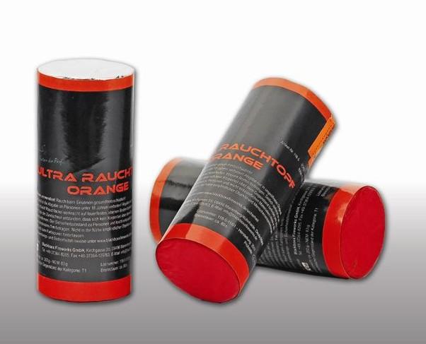 Blackboxx Ultra Rauchtopf Orange