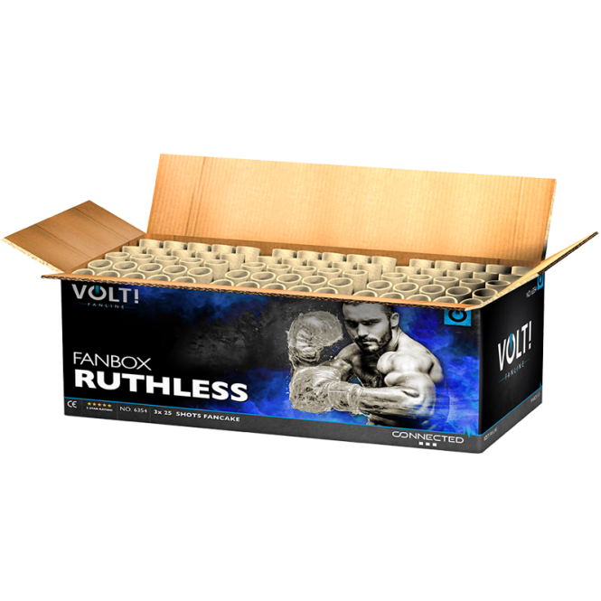 Vuurwerktotaal Ruthless Fanbox